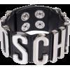 moschino cuff bracelet - Bracelets -
