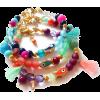 multicolor Hawaii Bracelet - Pulseiras - $26.00  ~ 22.33€