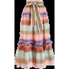 multicolor skirt - Skirts -