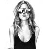 my girl - Fondo -