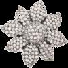 NOir JEWELRY Pave Flower Jewelry - 戒指 - ¥16,600  ~ ¥988.25