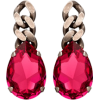 Earrings Pink - Orecchine -