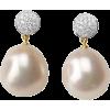 Earrings Silver - Naušnice -