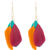 Earrings Colorful - Aretes -