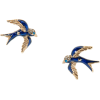 Earrings Blue - Kolczyki -