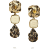 Earrings Gold - Earrings -