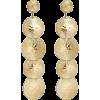 Earrings Gold - Earrings -