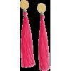 Earrings Pink - Earrings -