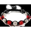 Narukvica Bracelets Black - Bransoletka -