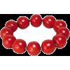 Narukvica Bracelets Red - Bracelets -