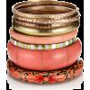 Narukvice Bracelets Beige - Bracelets -