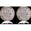 Naušnice Earrings Silver - Earrings -