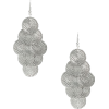 Naušnice Earrings Silver - Earrings -