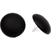 Naušnice Earrings Black - Orecchine -