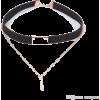 necklace choker - Ogrlice -