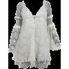 DRWCYS(ドロシーズ)シフォンレースワンピース - Dresses - ¥13,650  ~ $121.28