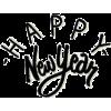 new year - Tekstovi -