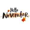 november text - Texts -