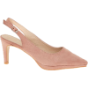 nude court shoe sling backs - Classic shoes & Pumps - £19.99  ~ $26.30