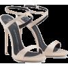 nude sandals2 - Sandalias -