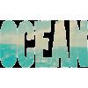 ocean - Testi -