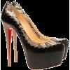 Shoes Black - Cipele -