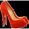 Shoes Orange - Cipele -