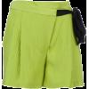 Green Shorts - Hlače - kratke -