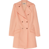 Orange Jacket - Coats - Chaquetas -