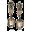 Beige Earrings - Orecchine -