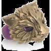 Purple Rings - Aneis -