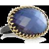 Blue Rings - Pierścionki -