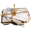 old airmail letters - Items -