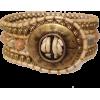 olive bracelet - Bransoletka -
