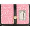 olympia le-tan composition shoulder bag - Messenger bags -
