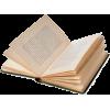 open book image - Przedmioty -