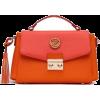 orange bag - ハンドバッグ -