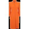orange coat - Chaquetas -