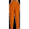 orange pants1 - Capri-Hosen -