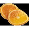 orange slices - Voće -