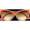 orange sunglasses - Gafas de sol -