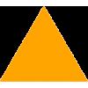 orange triangle - Items -