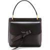 oscar de la renta BLACK LEATHER CAVEAT B - Hand bag -