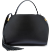 oscar de la renta BLACK LEATHER NOLO BAG - Kleine Taschen -