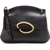 oscar de la renta BLACK LEATHER REMEDY B - Hand bag -