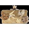 oscar de la renta LOVEBIRD CLUTCH - Torby z klamrą -