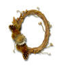 Oval Frame - Items -