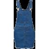 overall skirt - Vestidos -