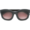 oversized frame sunglasses - Occhiali da sole -