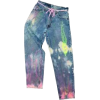 painted jeans - 牛仔裤 -